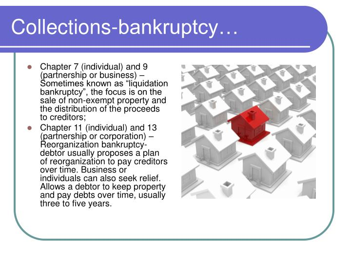 Collections-bankruptcy…