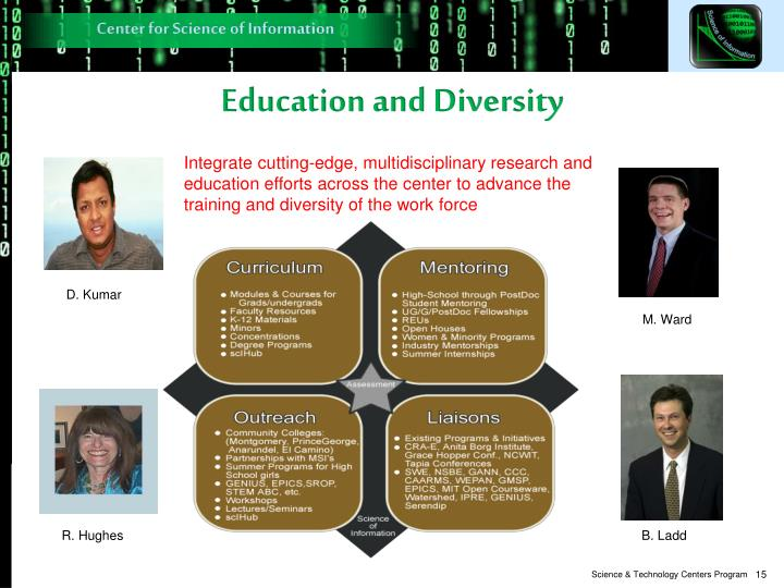 Education and Diversity