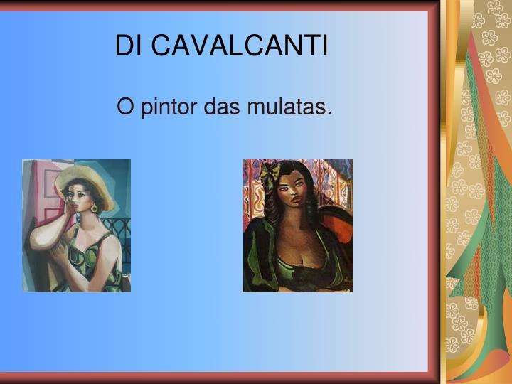 DI CAVALCANTI