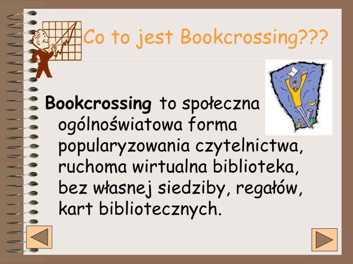 Co to jest Bookcrossing???