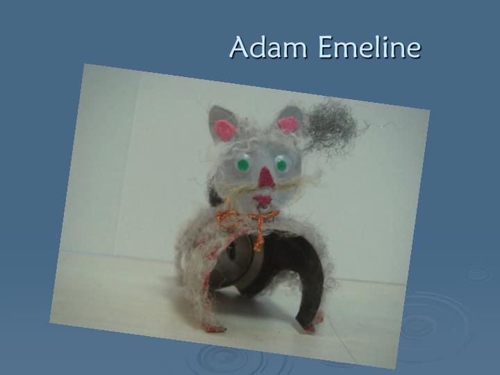 Adam Emeline