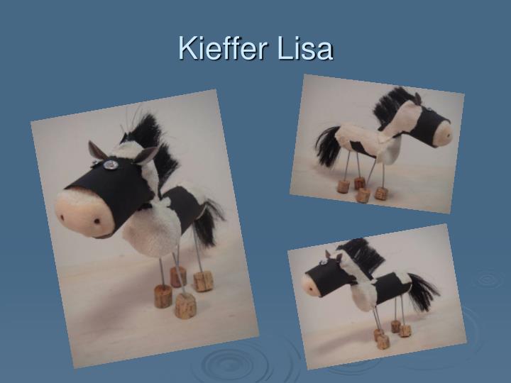 Kieffer Lisa