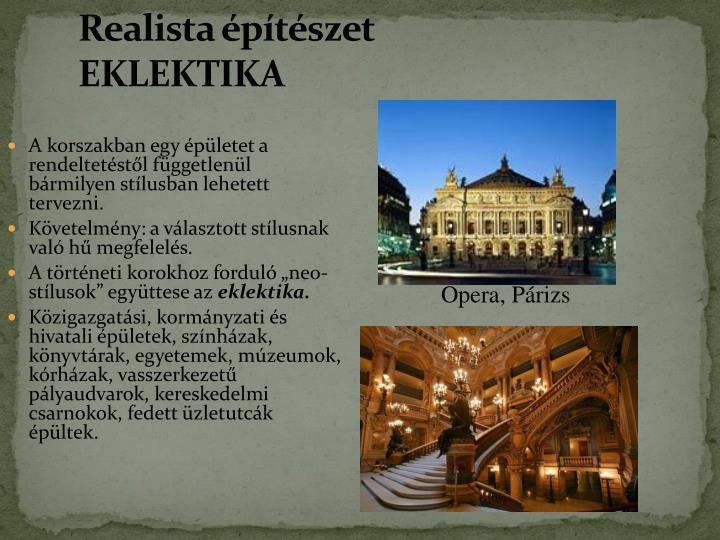 Realista építészet