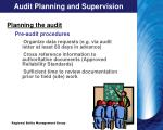 audit planning and supervision3
