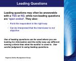 leading questions1