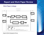 report and work paper review6