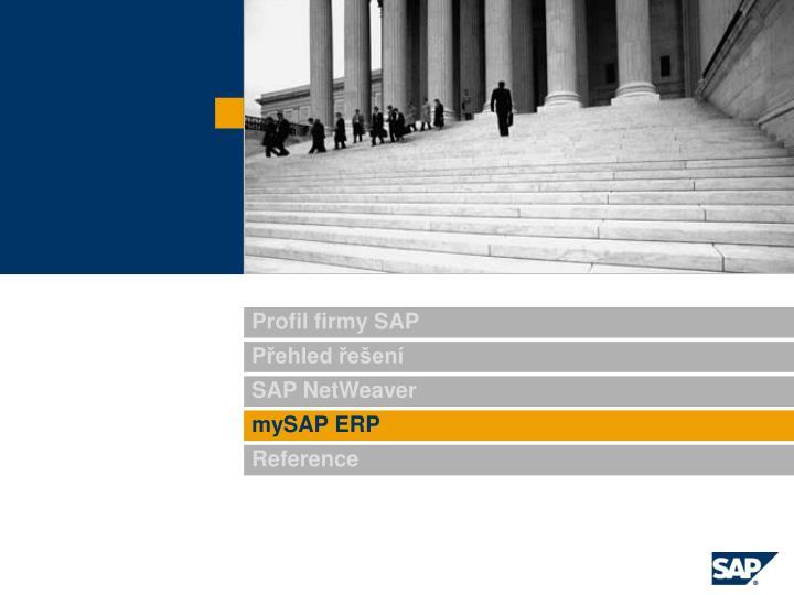 Profil firmy SAP
