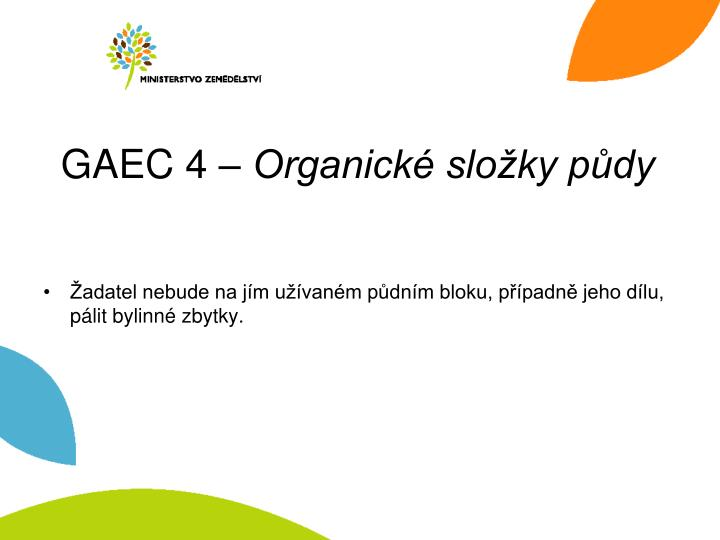 GAEC 4 –