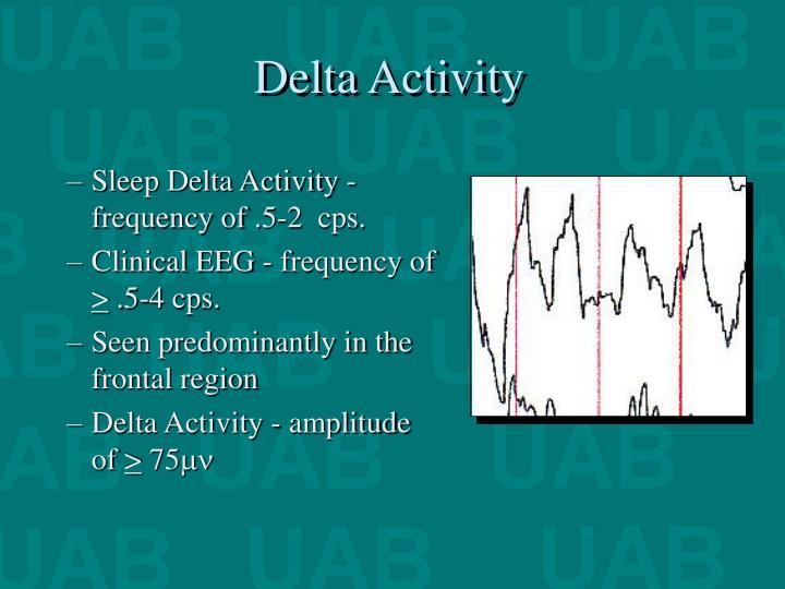 Delta Activity