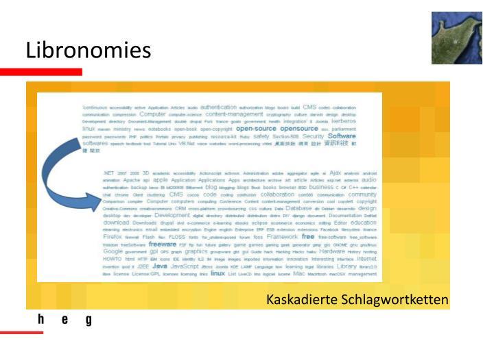 Libronomies