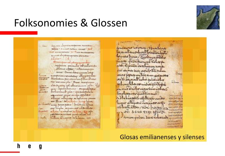Folksonomies & Glossen