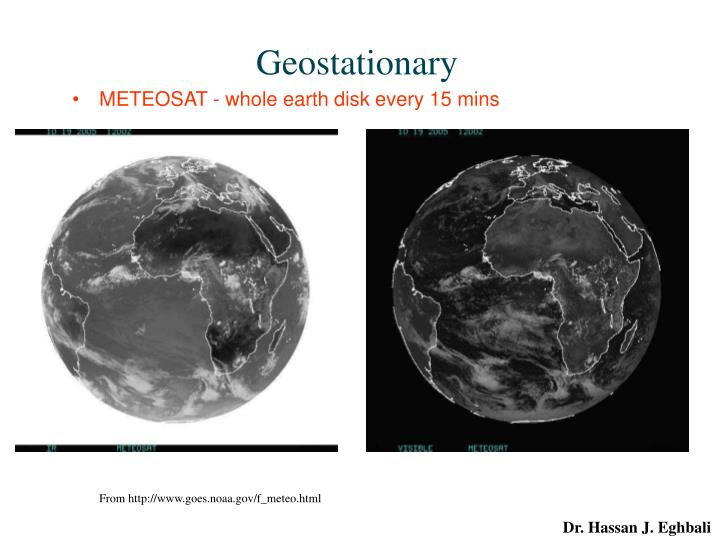 Geostationary