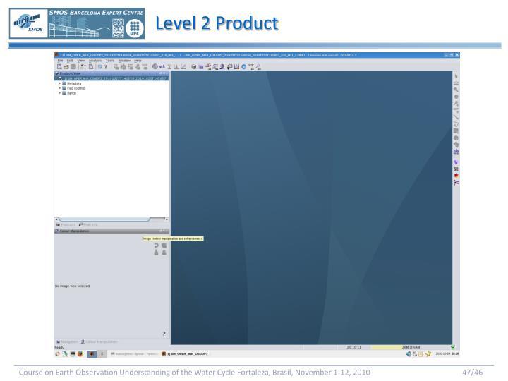 Level 2 Product