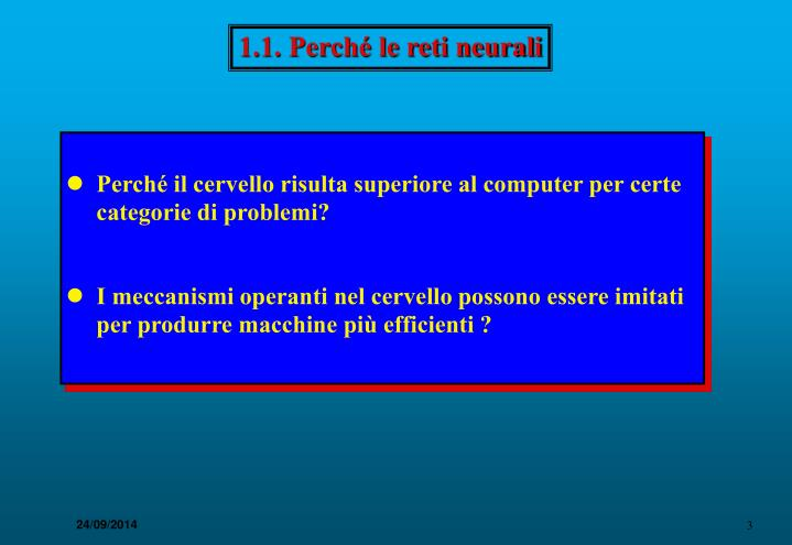 1 1 perch le reti neurali1