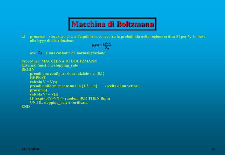 Macchina di Boltzmann