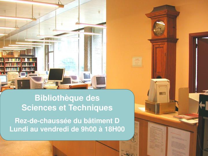 Bibliothèque des
