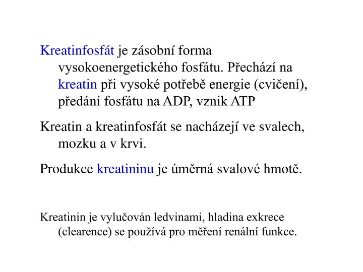 Kreatinfosfát