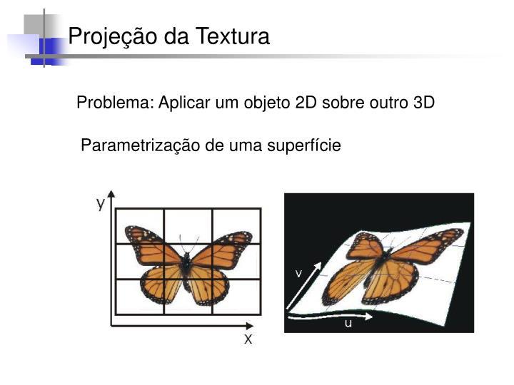 Projeção da Textura