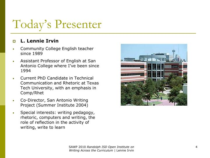"""What Is """"Academic"""" Writing? By L. Lennie Irvin"""