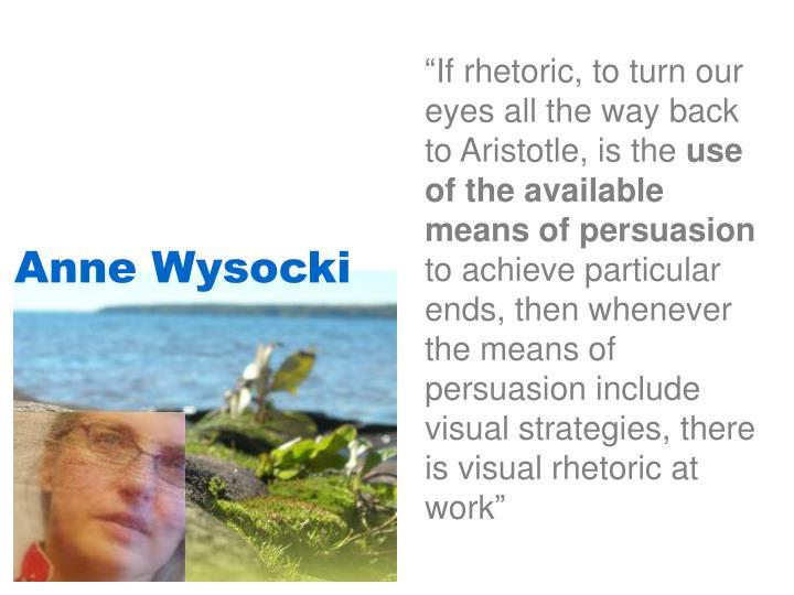 Anne Wysocki