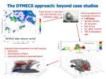 the dymecs approach beyond case studies