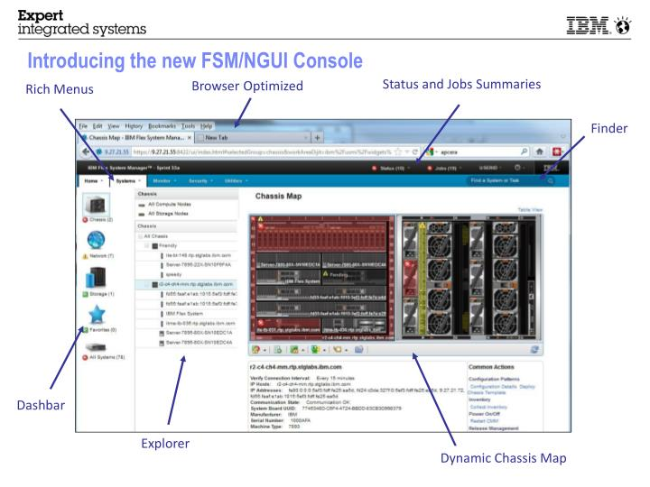 Introducing the new FSM/NGUI Console