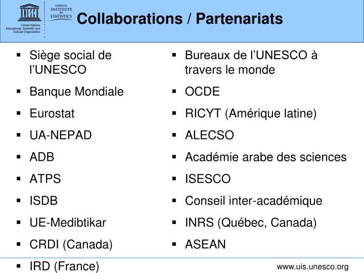 Siège social de l'UNESCO