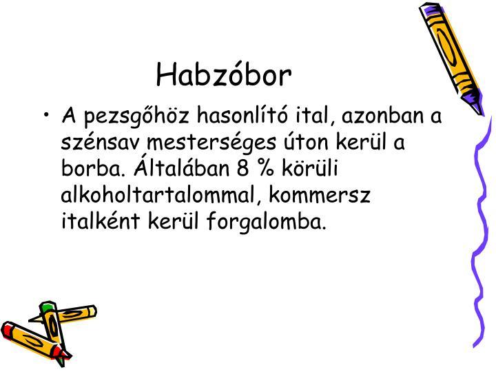Habzóbor