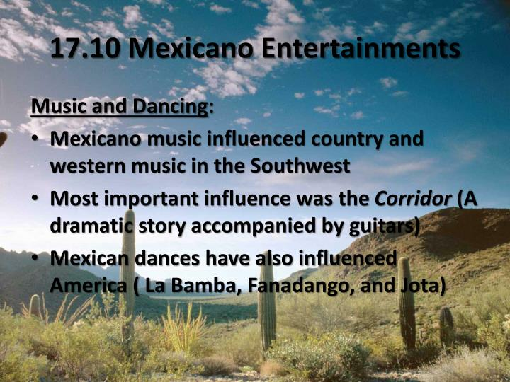 17.10 Mexicano Entertainments