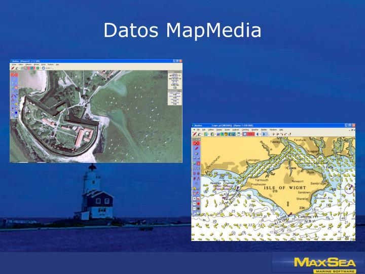 Datos MapMedia