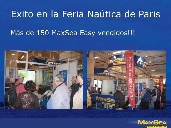 Exito en la Feria Na