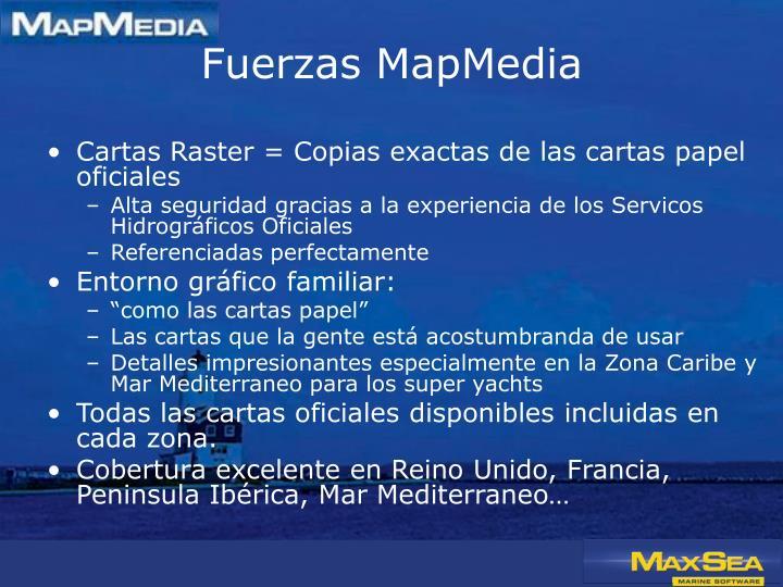 Fuerzas MapMedia