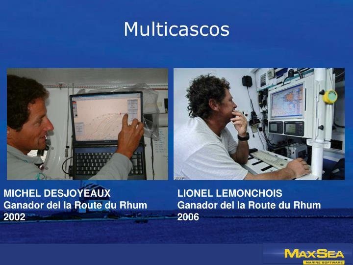 Multicascos