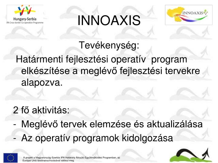 INNOAXIS