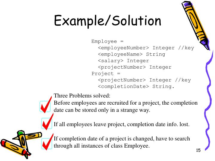 Example/Solution