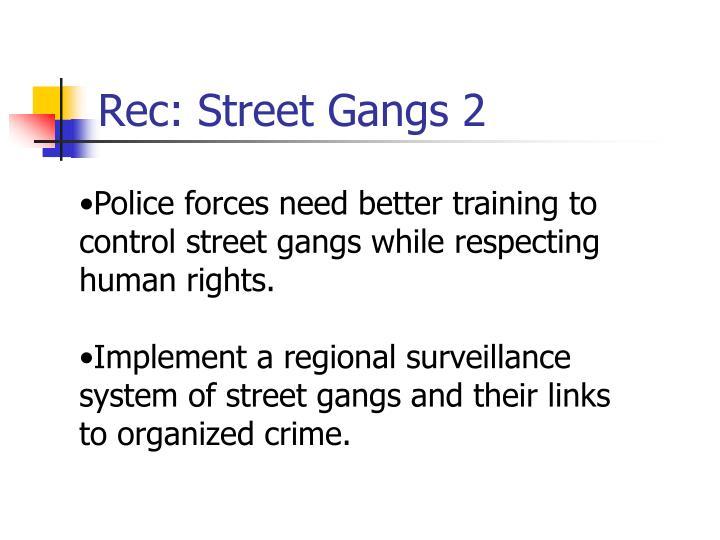 Rec: Street Gangs 2
