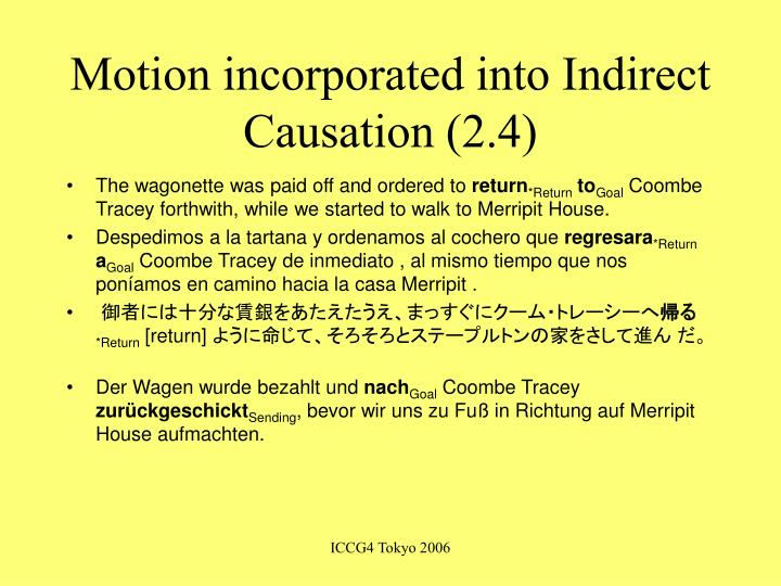 Motion incorporated into Indirect Causation (2.4)
