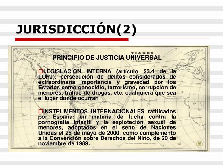 JURISDICCIÓN(2)