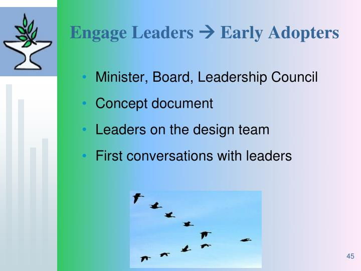 Engage Leaders