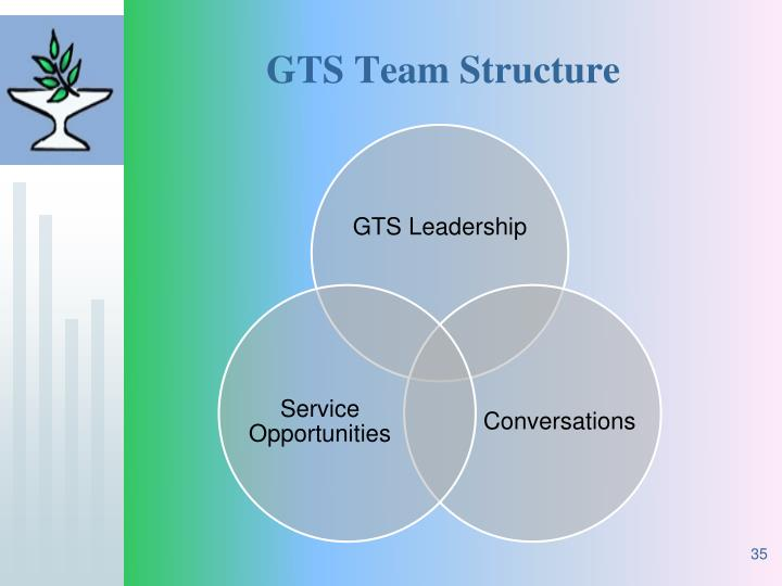 GTS Team Structure
