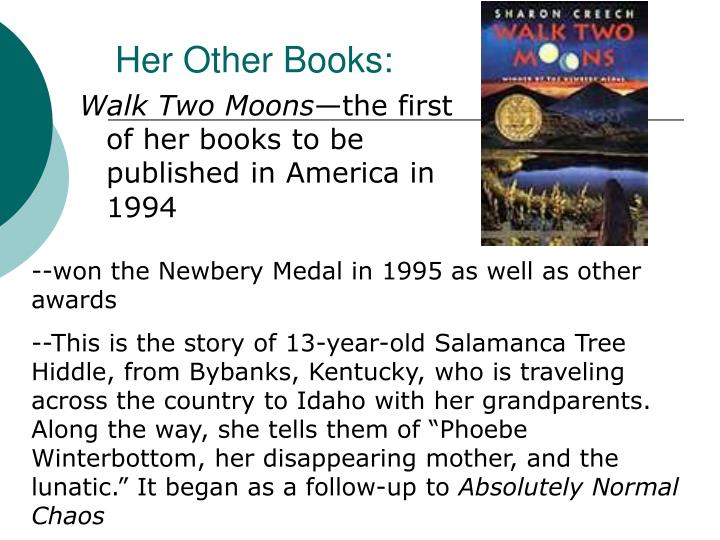 Her Other Books: