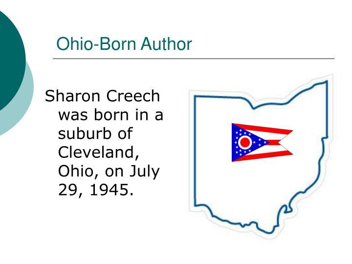 Ohio-Born Author