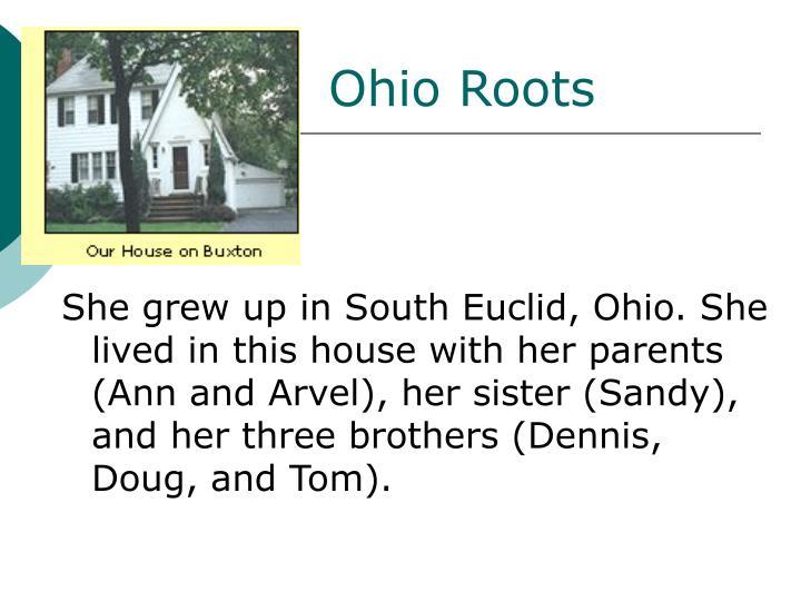 Ohio Roots