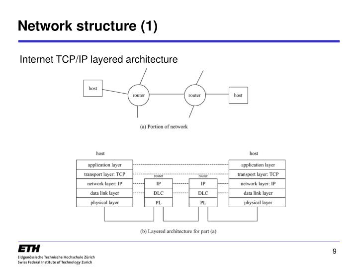 Network structure (1)
