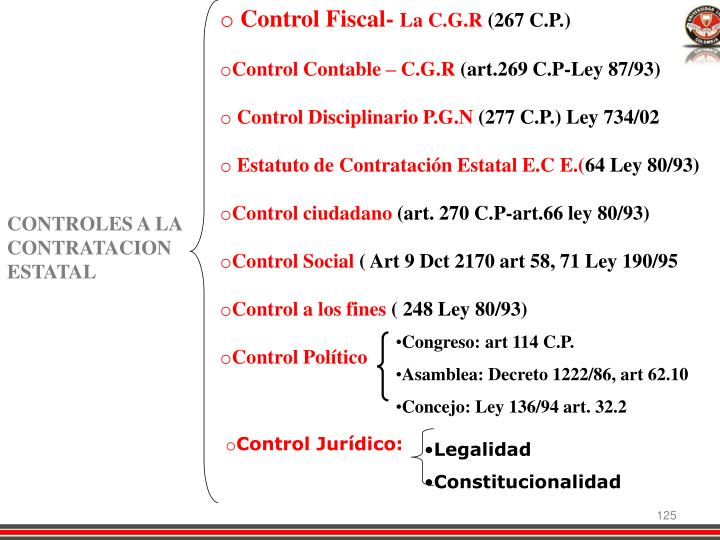 Control Fiscal-