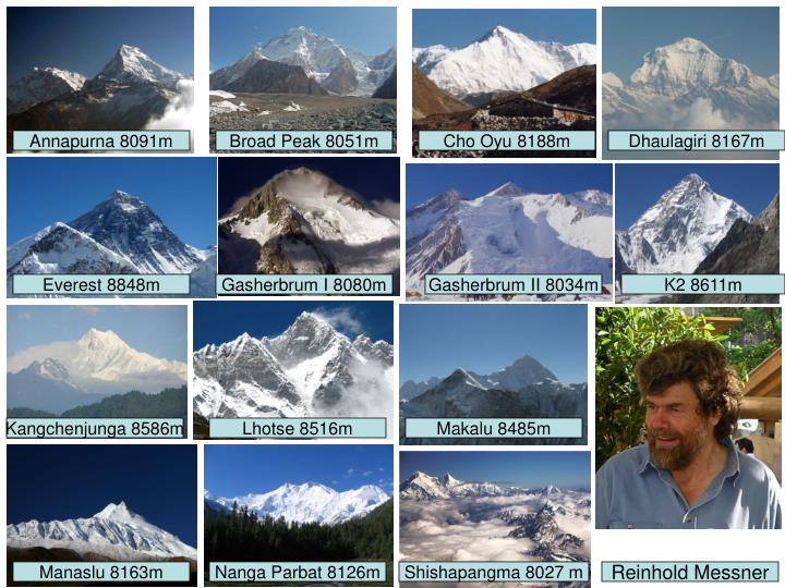 Annapurna 8091m