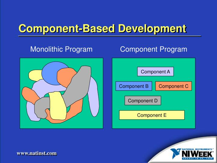Component Program