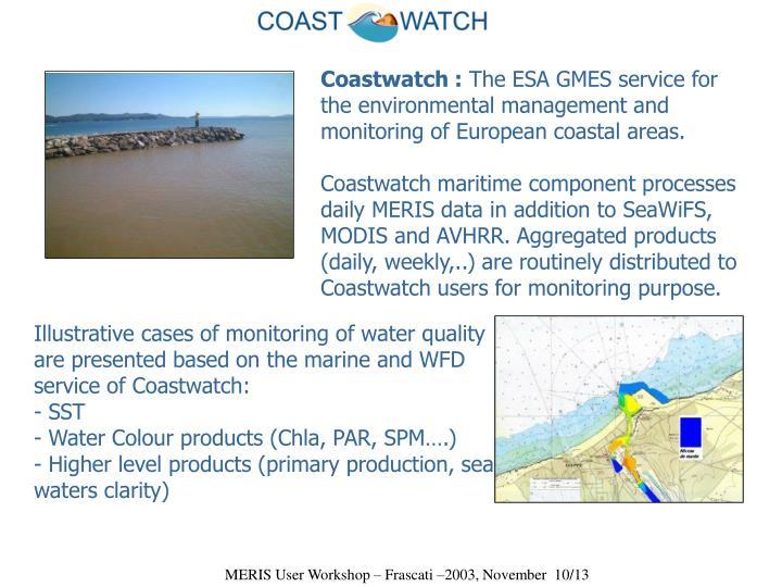 Coastwatch :