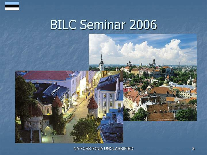 BILC Seminar 2006