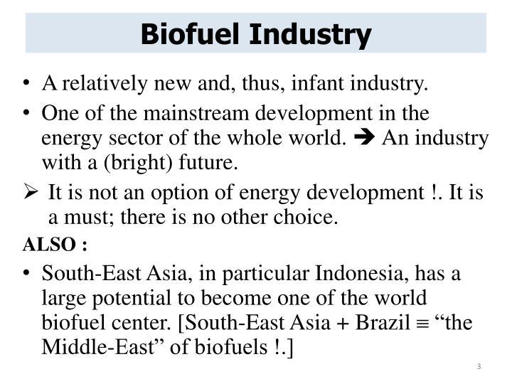 Biofuel Industry